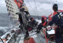 Big trouble on the way to China | Volvo Ocean Race Redux