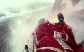 Camper goes Fast and Furious   Volvo Ocean Race 2011-12