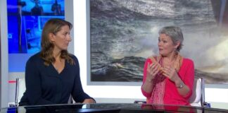 Dee Caffari and Tracy Edwards talk Volvo Ocean Race on Sky Sports' Sportswomen | Volvo Ocean Race