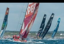 Discover Ireland In-Port Race Live Replay | Volvo Ocean Race 2011-12