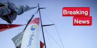 Dongfeng Race Team mast break recap | Volvo Ocean Race 2014-15