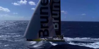 Epic drone shots with Team Brunel !