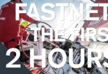 Fastnet: the first 12 hours | Volvo Ocean Race