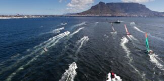 Leg 2: Cape Town Live Leg Start Replay | Volvo Ocean Race 2011-12