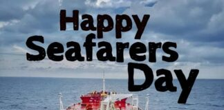 25th June Happy Seafarers Day!