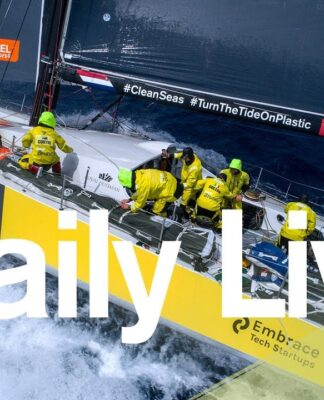 Daily Live – Monday 7 May | Volvo Ocean Race