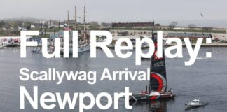 Full Replay: Scallywag Arrivals in Newport | Volvo Ocean Race