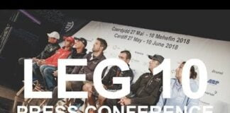 Leg 10 Start Press Conference – Cardiff | Volvo Ocean Race