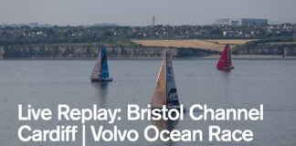 Live Replay - Bristol Channel | Volvo Ocean Race