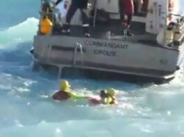 One of the Most terrifying rescue at Sea