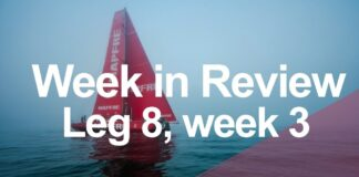 Week in Review - Leg 8, week 3 | Volvo Ocean Race