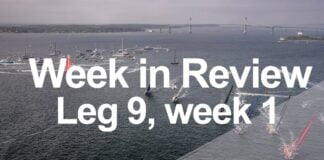 Week in Review - Leg 9, week 1 | Volvo Ocean Race