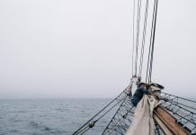 Young sailors find perspective high in the Arctic