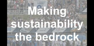How to make sustainability the bedrock of a global sporting event | Volvo Ocean Race