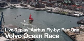 Live Replay - Aarhus Fly-By: Part One | Volvo Ocean Race