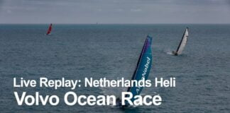 Live Replay - Netherlands Heli | Volvo Ocean Race