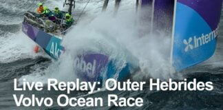 Live Replay - Outer Hebrides | Volvo Ocean Race