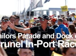 Sailors Parade and Dock out - Brunel In-Port Race | The Hague