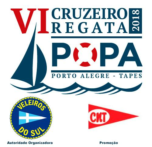 Fotos do VI Cruzeiro-Regata Porto Alegre - Tapes 2018 (1) 1