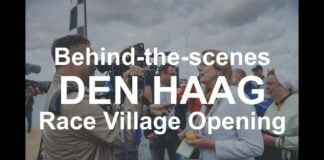 Volvo Ocean Race Den Haag is officially open! | Volvo Ocean Race