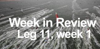 Week in Review - Leg 11, week 1 | Volvo Ocean Race