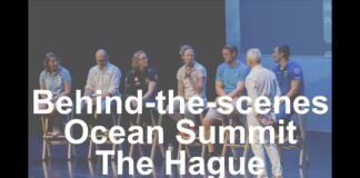 Go behind-the-scenes of the Ocean Summit The Hague | Volvo Ocean Race