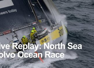 Live Replay - Brunel North Sea | Volvo Ocean Race