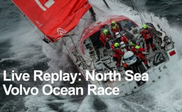 Live Replay - Dongfeng North Sea | Volvo Ocean Race