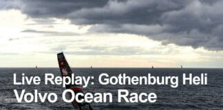 Live Replay - Gothenburg Heli | Volvo Ocean Race
