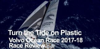 Turn the Tide on Plastic Race Review - Volvo Ocean Race 2017-18