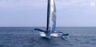 Assistir a Amazing movie with François Gabart and James Spithill