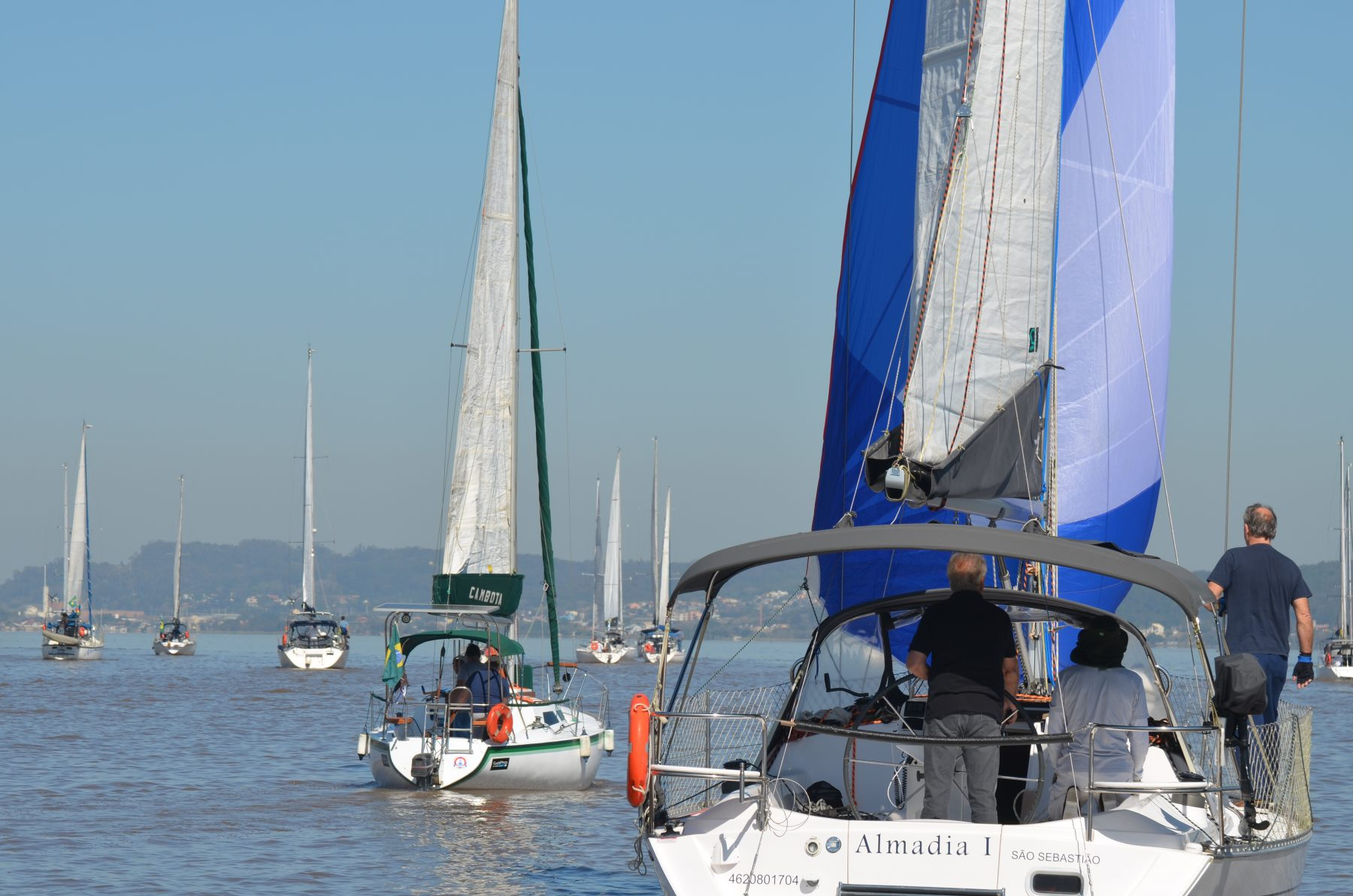 Fotos do VI Cruzeiro-Regata Porto Alegre - Tapes 2018 (1) 19