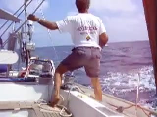 Assistir a Pirate Attack on a Sailboat
