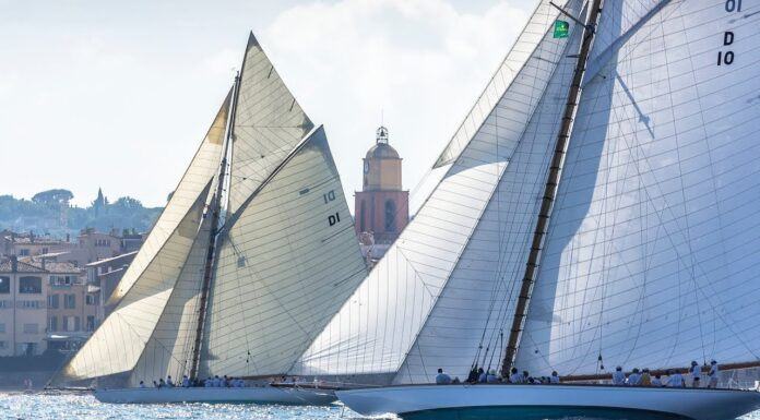 Les Voiles de Saint-Tropez 2018 – Highlights