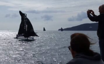 Assistir a When things go wrong with Realteam Sailing