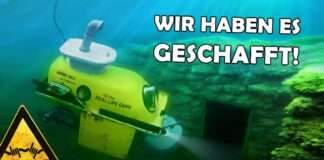 DIVING into a flooded PRISON! | Our homemade SUBMARINE (with ENGLISH SUBTITLES) #6
