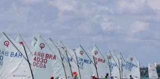 Foi dada a largada para o Campeonato Norte-Americano de Optimist!   No domingo (...