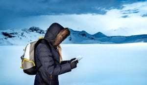Winter expedition to Iceland